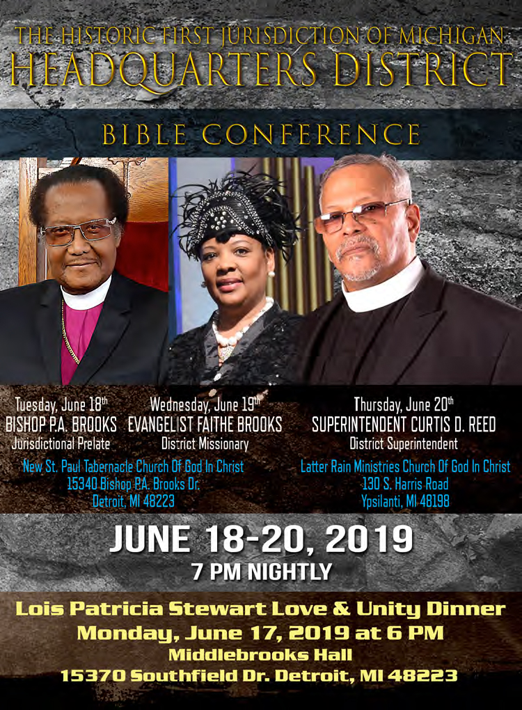 BibleConference2019