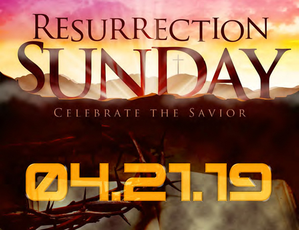 RessurectionSunday2019